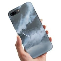 Huawei Honor 10 - Skal / Mobilskal Arctic Wolf