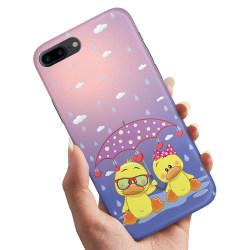 Huawei Honor 10 - Skal / Mobilskal Badande Ankor