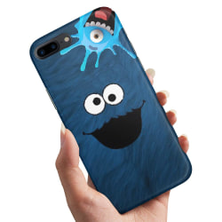 Huawei Honor 10 - Skal / Mobilskal Cookie Monster