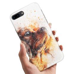 Huawei Honor 10 - Skal / Mobilskal Hundvalp