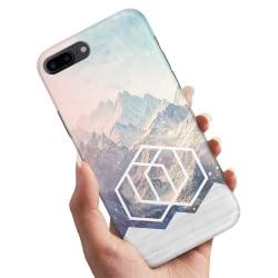Huawei Honor 10 - Skal / Mobilskal Konst Berg