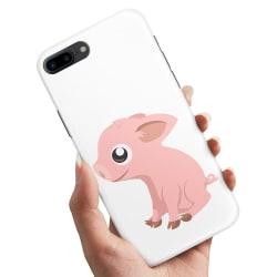 Huawei Honor 10 - Skal / Mobilskal Minigris