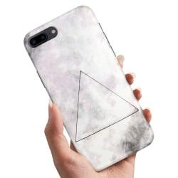 Huawei Honor 10 - Skal / Mobilskal Triangel