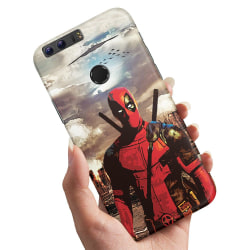 Huawei Honor 8 - Skal / Mobilskal Deadpool
