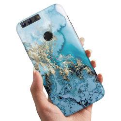 Huawei Honor 8 - Skal / Mobilskal Konstmönster