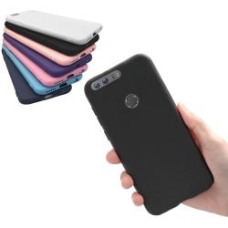 Huawei Honor 8 - Skal / Mobilskal Lätt & Tunt - Flera färger Svart