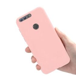 Huawei Honor 8 - Skal / Mobilskal Lätt & Tunt - Ljusrosa Ljusrosa