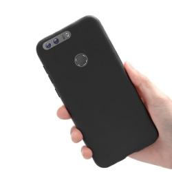 Huawei Honor 8 - Skal / Mobilskal Lätt & Tunt - Svart Svart