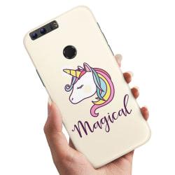 Huawei Honor 8 - Skal / Mobilskal Magisk Ponny