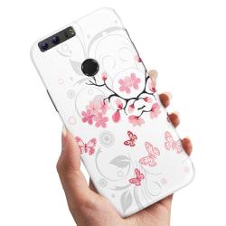 Huawei Honor 8 - Skal / Mobilskal Naturligt Mönster