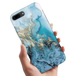 Huawei Honor 9 - Skal / Mobilskal Konstmönster