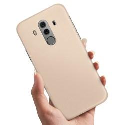 Huawei Mate 10 Pro - Skal / Mobilskal Beige