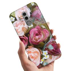 Huawei Mate 10 Pro - Skal / Mobilskal Blommor