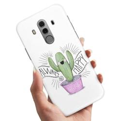 Huawei Mate 10 Pro - Skal / Mobilskal Happy Cactus