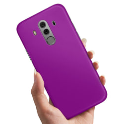 Huawei Mate 10 Pro - Skal / Mobilskal Lila Lila