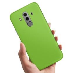 Huawei Mate 10 Pro - Skal / Mobilskal Limegrön Limegrön