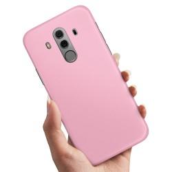 Huawei Mate 10 Pro - Skal / Mobilskal Ljusrosa Ljusrosa