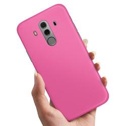 Huawei Mate 10 Pro - Skal / Mobilskal Magenta Rosa