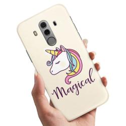 Huawei Mate 10 Pro - Skal / Mobilskal Magisk Ponny