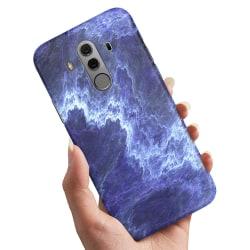 Huawei Mate 10 Pro - Skal / Mobilskal Marmor