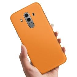 Huawei Mate 10 Pro - Skal / Mobilskal Orange Orange