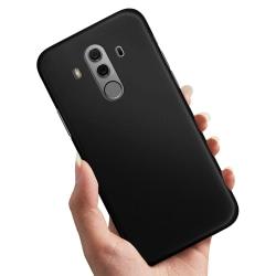 Huawei Mate 10 Pro - Skal / Mobilskal Svart Svart