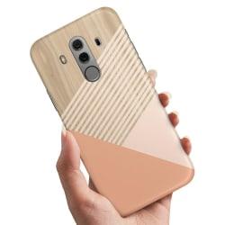 Huawei Mate 10 Pro - Skal / Mobilskal Träkonst