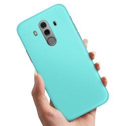 Huawei Mate 10 Pro - Skal / Mobilskal Turkos Turkos