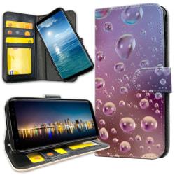 Huawei Mate 20 Lite - Plånboksfodral Bubblor
