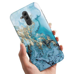 Huawei Mate 20 Lite - Skal / Mobilskal Konstmönster
