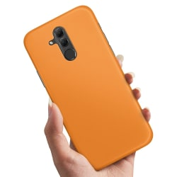 Huawei Mate 20 Lite - Skal / Mobilskal Orange