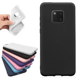 Huawei Mate 20 Pro - Skal / Mobilskal Lätt & Tunt - Flera färger Svart