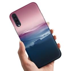 Huawei P20 - Skal / Mobilskal Färgrika Dalar