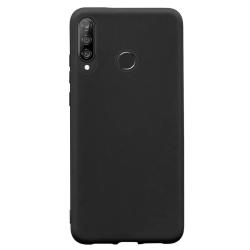 Huawei P30 Lite - Skal / Mobilskal Lätt & Tunt - Svart Svart