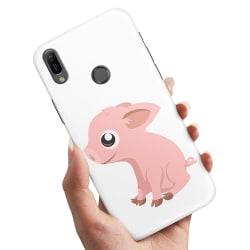Huawei P30 Lite - Skal / Mobilskal Minigris
