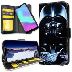 Huawei P30 - Plånboksfodral Darth Vader