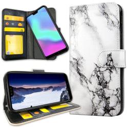 Huawei P30 - Plånboksfodral Marmor