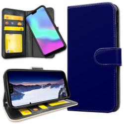 Huawei P30 - Plånboksfodral Mörkblå