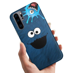 Huawei P30 Pro - Skal / Mobilskal Cookie Monster