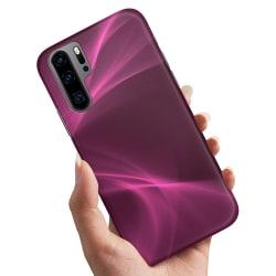 Huawei P30 Pro - Skal / Mobilskal Purple Fog