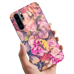 Huawei P30 Pro - Skal / Mobilskal Roses