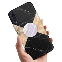 Huawei P30 - Skal / Mobilskal Marmor