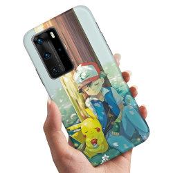 Huawei P40 - Skal / Mobilskal Pokemon
