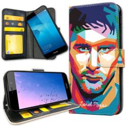 Huawei Y6 (2017) - Plånboksfodral Lionel Messi