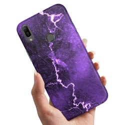 Huawei Y6 (2019) - Skal / Mobilskal Marmor