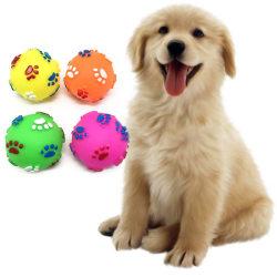 Hundleksak Boll / Gummiboll - Leksak till hund som piper