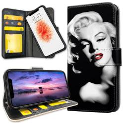 iPhone 11 - Plånboksfodral Marilyn Monroe