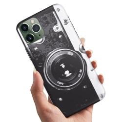 iPhone 11 Pro Max - Skal / Mobilskal Retro Kamera