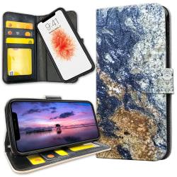 iPhone 11 Pro - Plånboksfodral Marmor