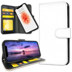 iPhone 11 Pro - Plånboksfodral Vit